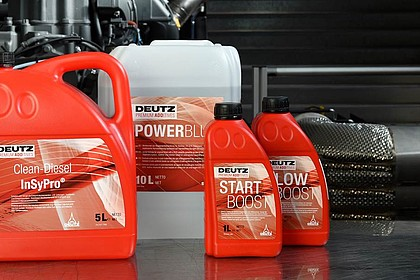 Additifs DEUTZ Premium